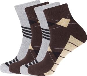 Ultimate Men's Ankle Length Socks
