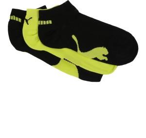 Puma Men & Women Solid Ankle Length Socks