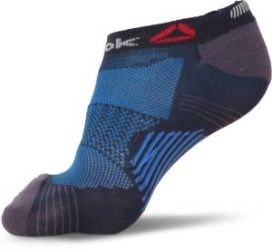 Reebok Men & Women Self Design Ankle Length Socks