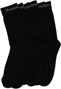 Reebok Men & Women Crew Length Socks