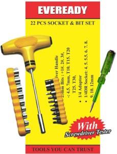 Eveready Socket Set