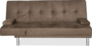 @home by Nilkamal MARC Double Solid Wood Sofa Bed