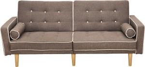 RoyalOak Fiona Single Solid Wood Sofa Bed