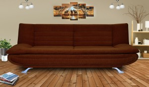 Dolphin Double Foam, Solid Wood Sofa Bed