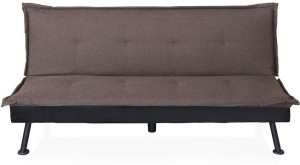 @home by Nilkamal Enzo Double Fabric Sofa Bed