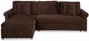 @home by Nilkamal Sanders Double Solid Wood Sofa Bed