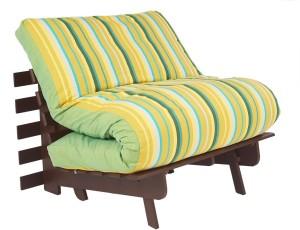 ARRA Single Fabric Futon