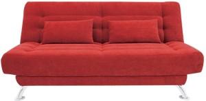 FabHomeDecor Zuri Supersoft Double Foam Sofa Bed
