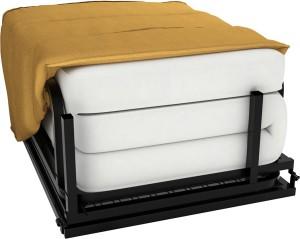 Camabeds Livean Fabric Single Sofa Bed