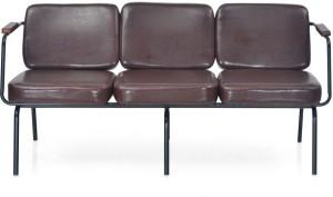 Nilkamal Monalisa Leatherette 3 Seater Standard