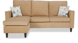 Urban Living ECO LOUNGER Fabric 3 Seater Standard
