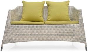 @home by Nilkamal Villa Leatherette 2 Seater Standard