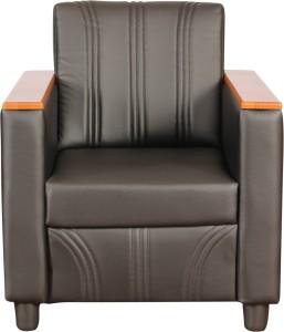 Kurlon Glitz Leatherette 1 Seater Sectional