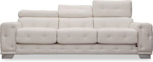 Durian Phoenix Leather 3 Seater Standard