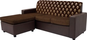 Woodpecker Solid Wood 3 Seater Sectional