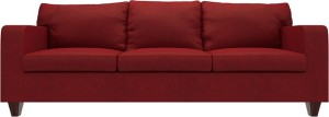 Urban Ladder Walton Fabric 3 Seater Sofa