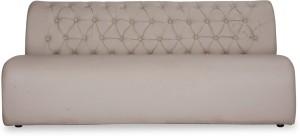 Durian BID/32625/A/3 Leatherette 3 Seater Sofa