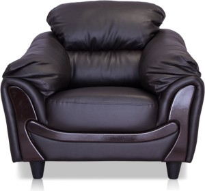 Durian Lakewood Leatherette 1 Seater Standard