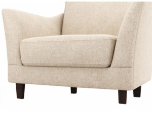 Fabhomedecor Clint Solid Wood 3 2 1 Cream Sofa Set Configuration Modular Best Price In India
