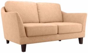 Fabhomedecor Clint Fabric 3 2 1 Camel Sofa Set