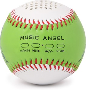 zydeco Music Angel Portable Bluetooth Home Audio Speaker