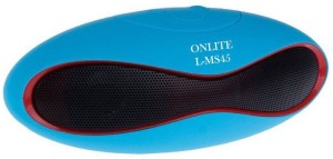 Onlite Super Quality Bluetooth Speaker L-MS45 (Color May Vary) Portable Bluetooth Home Audio Speaker