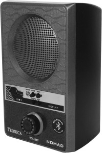 Tronica btnomadbytronica Portable Home Audio Speaker