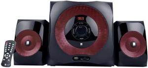 Iball Tarang Red 2.1 Portable Bluetooth Home Audio Speaker