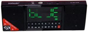 Sonilex BS-119 FM Digital Portable Bluetooth Home Audio Speaker