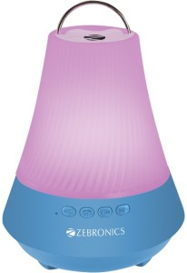 Zebronics LAMP Portable Bluetooth Home Audio Speaker