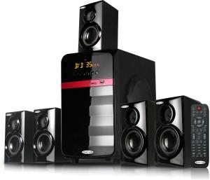 2a0a864c0b8 Oscar OSC-62500 Home Audio Speaker ( Black 5.1 Channel )