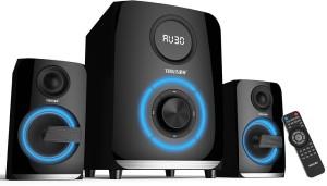 Truvison SE-2089BT Multimedia System USB FM AUX MMC Playback Support Bluetooth Feature Superior Sound Clarity Bluetooth Home Audio Speaker