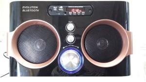 Evolution Kart HT07BT Bluetooth Home Audio Speaker