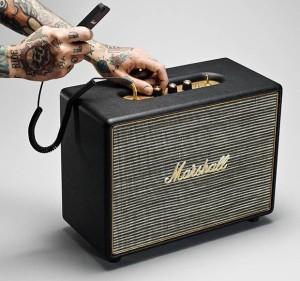 Marshall Woburn Bluetooth Home Audio Speaker