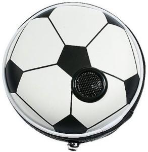 Shrih Football Carrying Case Portable Home Audio Speaker