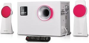 Truvison Bazooka Multimedia System USB FM AUX MMC Playback Support Feature Superior Sound Clarity Home Audio Speaker