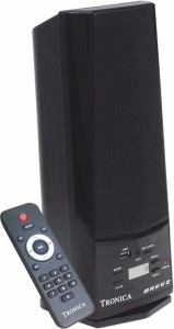 Tronica Mp3/Sd Card/Aux with Inbuilt Portable Laptop/Desktop Speaker