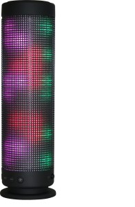 zydeco Cool Shine Portable Bluetooth Home Audio Speaker