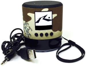 Shrih Multimedia USB Portable Home Audio Speaker