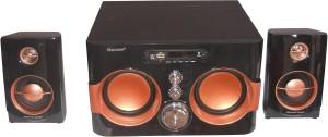 Kaxtang -4040 BT Front Woofer, 2.2 Multimedia Bluetooth Home Audio Speaker