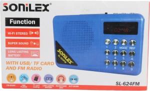 Sonilex SL-624FM Home Audio Speaker