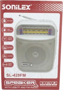 Sonilex SL-428FM Home Audio Speaker