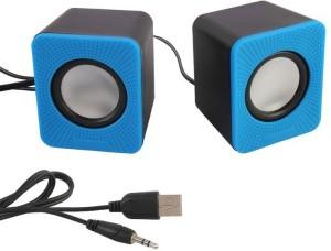 HashTag Glam 4 Gadgets Multimedia USB 2.0 Mini E01 1292 Portable Laptop/Desktop Speaker