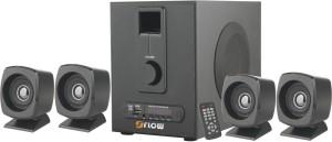 Flow Grande 4.1 Bluetooth FM USB AUX MMC Bluetooth Laptop/Desktop Speaker