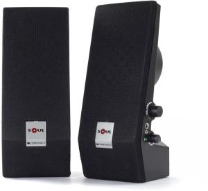 Zebronics S350 - SOUL Portable Laptop/Desktop Speaker