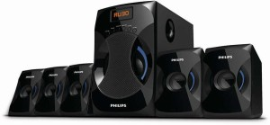 Philips IN-SPA4040B/94 Bluetooth Laptop/Desktop Speaker