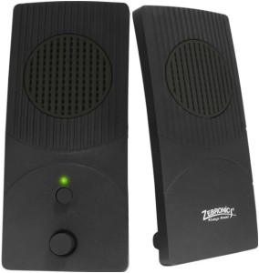 Zebronics s300 black Laptop/Desktop Speaker
