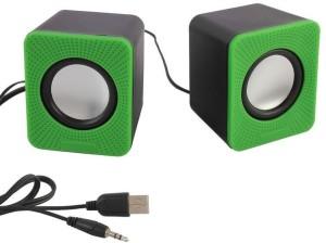 HashTag Glam 4 Gadgets Multimedia USB 2.0 Mini E01 1322 Portable Laptop/Desktop Speaker