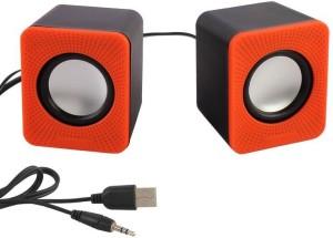 HashTag Glam 4 Gadgets Multimedia USB 2.0 Mini E01 1308 Portable Laptop/Desktop Speaker