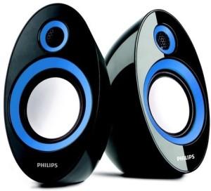 Philips IN-SPA60B/94 Laptop/Desktop Speaker